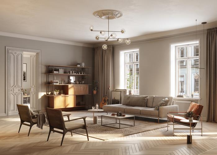 vale a pena alugar apartamento mobiliado