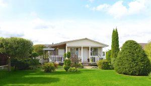 casa com quintal para alugar